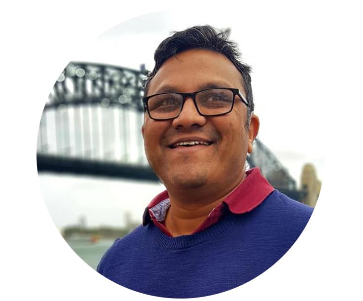 Saif Mohammad Moinul Islam, Australia Awards scholar from Bangladesh